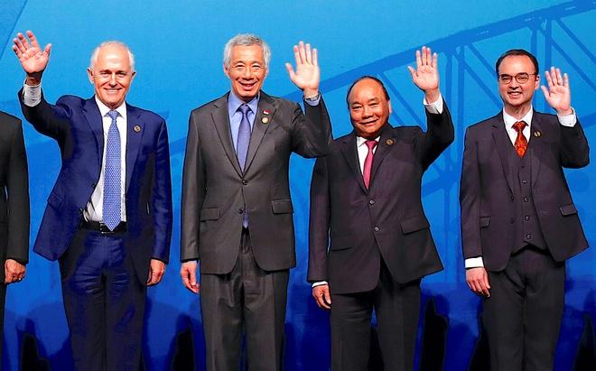 Thu tuong tham du Hoi nghi cap cao dac biet ASEAN - Australia hinh anh