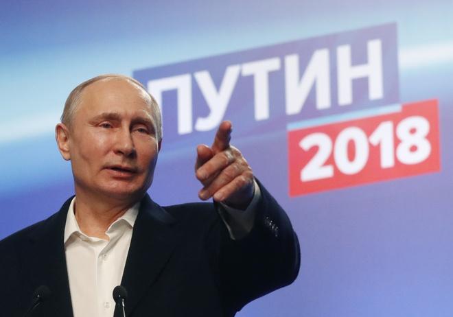 Putin: Nga khong chay dua vu trang, muon giai quyet bat dong hinh anh