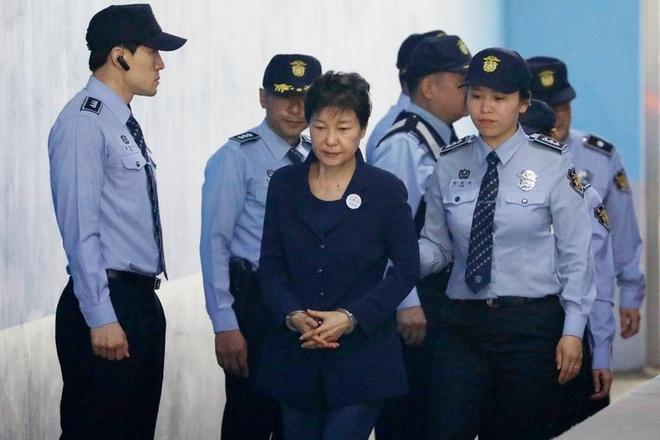 Han Quoc se truyen hinh truc tiep tuyen an cuu TT Park Geun Hye hinh anh 1
