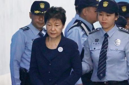 Han Quoc se truyen hinh truc tiep tuyen an cuu TT Park Geun Hye hinh anh