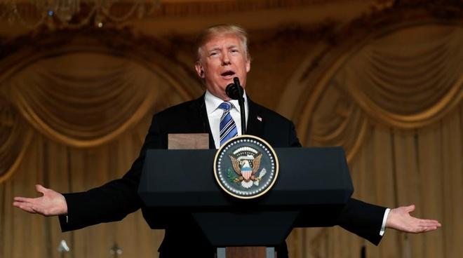 Trump muon thuc day xuat khau vu khi My toan cau hinh anh 2