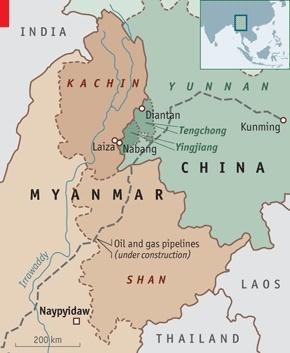 Cho truc tuyen Trung Quoc dang 'giet' dan voi Myanmar hinh anh 2