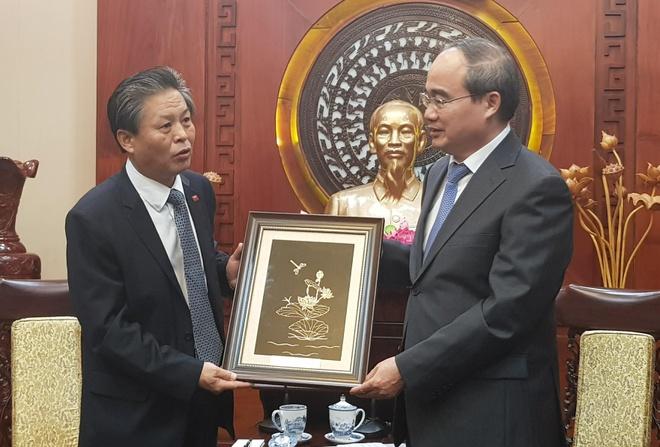 Tong lanh su Trung Quoc: Viet Nam la lang gieng quan trong nhat hinh anh