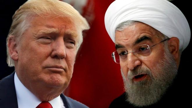 The gioi 'nin tho' khi Trump huy bo thoa thuan hat nhan voi Iran hinh anh