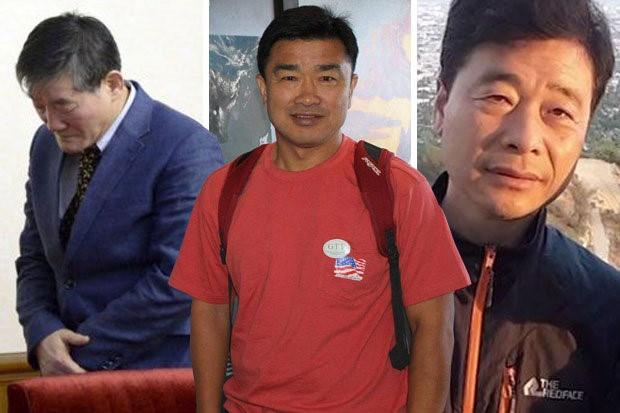 Truoc cuoc gap Trump - Kim, Trieu Tien tha 3 cong dan My hinh anh