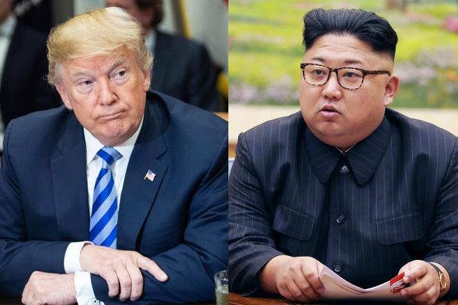 Trump do du gap Kim Jong Un vi so that bai muoi mat? hinh anh