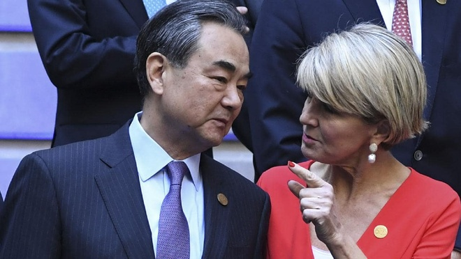 Trung Quoc - Australia: Guong vo lai lanh nhung co con nhu xua? hinh anh 1