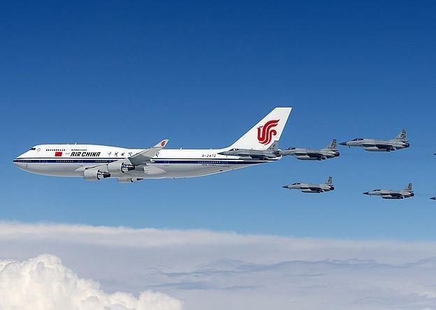 Ong Kim Jong Un dang bay den Singapore hinh anh