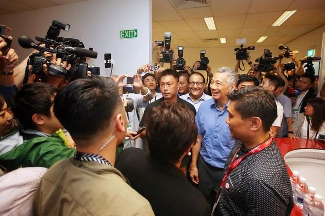 Singapore co the ton 20 trieu SGD cho cuoc gap Trump - Kim hinh anh 1