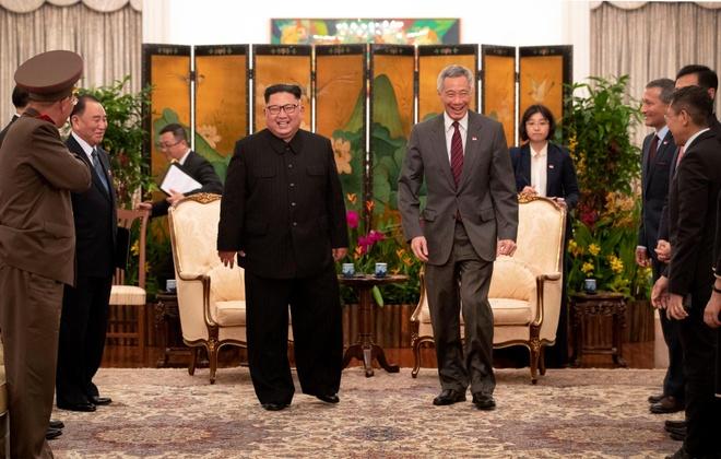 Singapore co the ton 20 trieu SGD cho cuoc gap Trump - Kim hinh anh 2