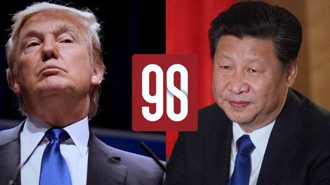 90s: Gap Kim ve, Trump cham ngoi chien tranh thuong mai My - Trung hinh anh