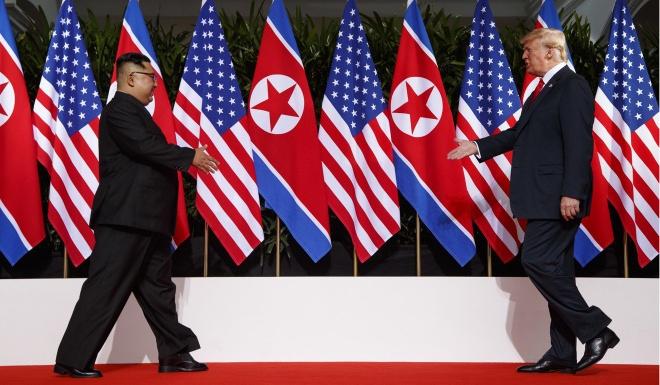 Ong Tap Can Binh tiep Kim Jong Un nong hau, hua ung ho Trieu Tien hinh anh 2