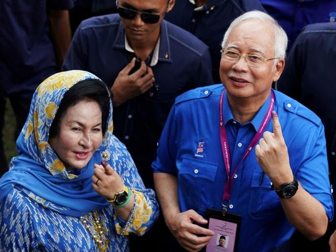 Cuu thu tuong Malaysia: Toi khong muon chay tron ca doi hinh anh