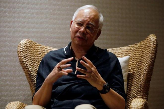 Najib: Dinh gia tai san 270 trieu USD la 'phi thuc te' hinh anh