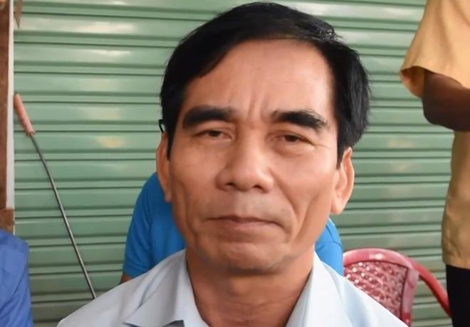 TLS Viet Nam tham hoi ba con kieu bao sau vu vo dap o Lao hinh anh