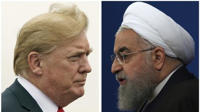 TT Trump tim cach hoi sinh 'NATO Arab' de doi pho voi Iran hinh anh