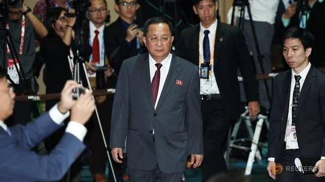 Trump lai gui thu rieng cho Kim Jong Un hinh anh