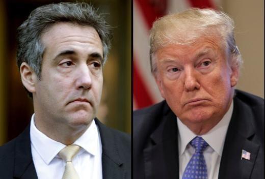 Trump cao buoc cuu luat su dung chuyen de duoc giam an hinh anh