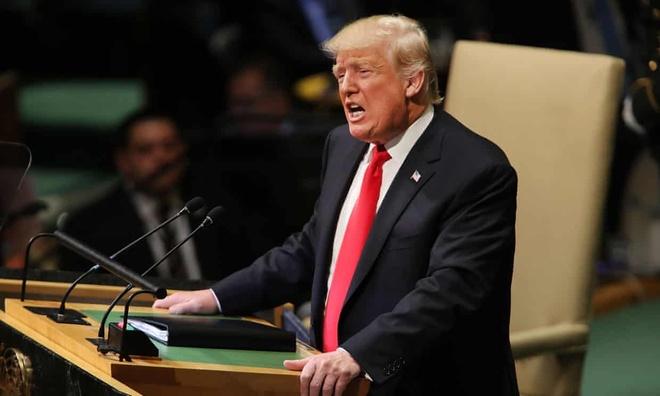 TT Trump tai LHQ: My khong tiep tuc dung tung cho 'boc lot thuong mai' hinh anh