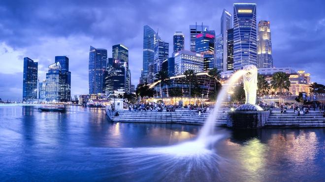 Singapore tang hon nua ty USD cho 2,8 trieu cong dan hinh anh