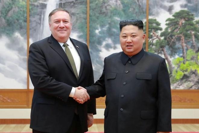 Kim Jong Un: Hoi dam voi ngoai truong My 'hieu qua va tuyet voi' hinh anh