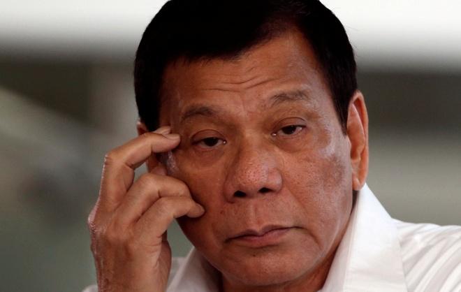 Neu Tong thong Duterte tu chuc vi benh tinh, ai se ke nhiem? hinh anh