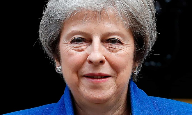 Anh dat duoc thoa thuan so bo ve Brexit voi EU hinh anh