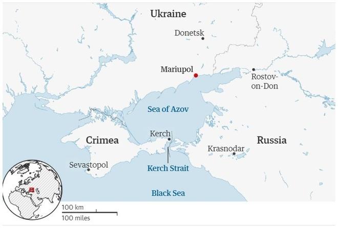 TT Putin noi vu no sung bat tau Ukraine la 'hop phap' hinh anh 2