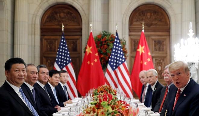 Sau Dinh Chien, Tt Trump Chi Dinh Quan Chuc 'Dieu Hau' Dam Phan