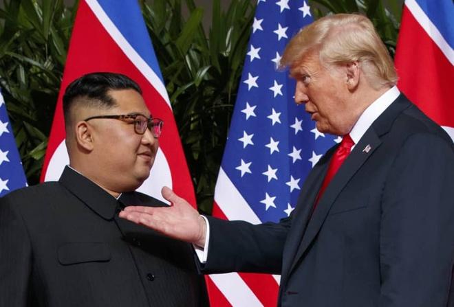 Hoi nghi Trump - Kim tai Ha Noi du kien thong qua hiep uoc hoa binh hinh anh