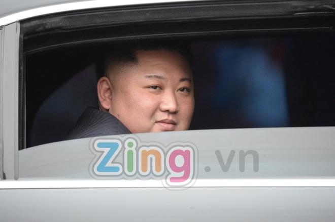 Kim Jong Un tai Ha Noi anh 17