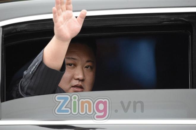 Kim Jong Un tai Ha Noi anh 2