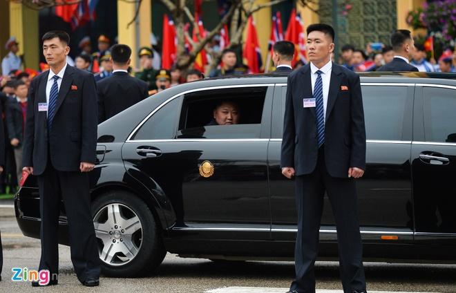Kim Jong Un tai Ha Noi anh 7