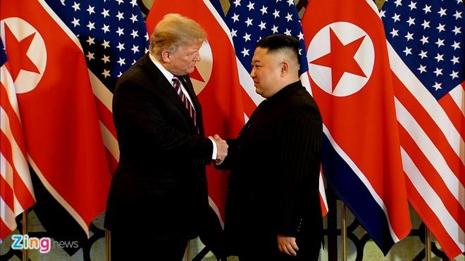Chu tich Kim: 'Quyet dinh chinh tri day dung cam cua ong Trump' hinh anh 40