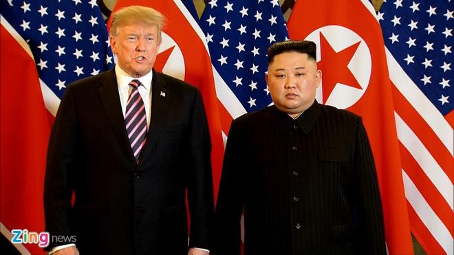 Chu tich Kim: 'Quyet dinh chinh tri day dung cam cua ong Trump' hinh anh 42