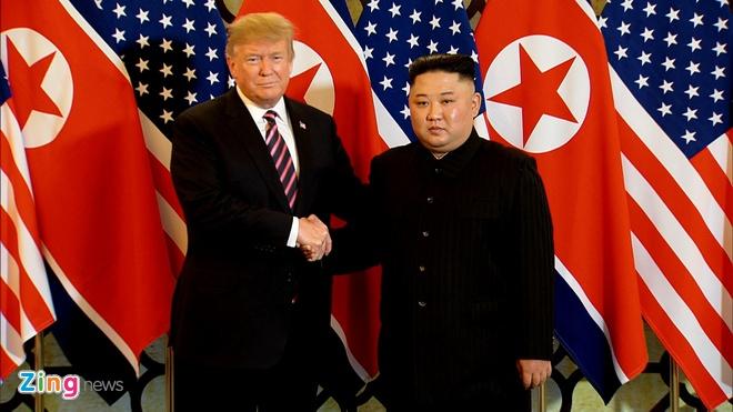 Chu tich Kim: 'Quyet dinh chinh tri day dung cam cua ong Trump' hinh anh 41
