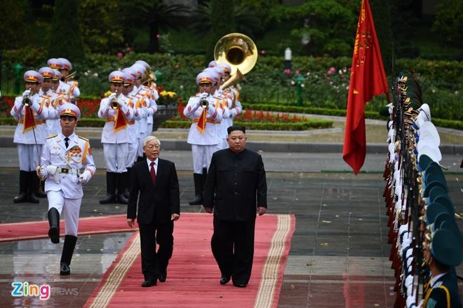 Trieu Tien muon cung co quan he huu nghi truyen thong voi Viet Nam hinh anh 2