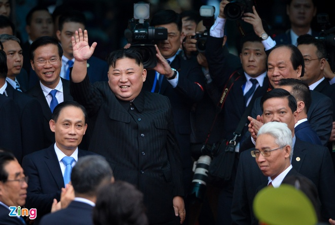 Kim Jong Un Viet Nam anh 38