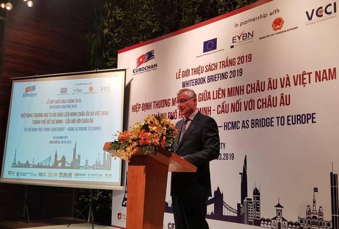 Hiep dinh thuong mai Viet Nam - EU co the hoan tat trong nam 2019 hinh anh 1