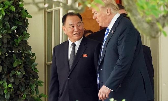'Canh tay phai' cua Kim Jong Un bi loai khoi dam phan voi My, Han? hinh anh 1