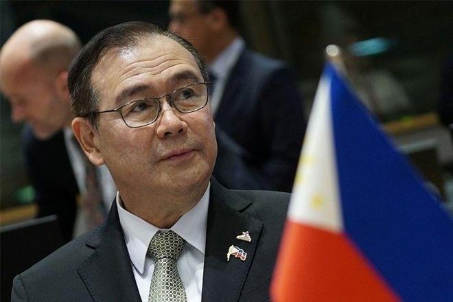 Philippines phan doi Trung Quoc ve vu dam chim tau ca o Bien Dong hinh anh 1