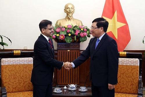 Viet Nam danh gia cao lap truong cua An Do ve Bien Dong hinh anh 1