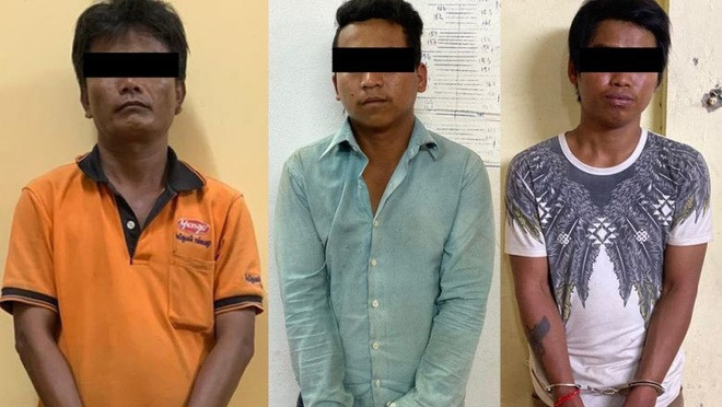 Campuchia khoi to 3 nguoi hiep dam tap the nu du khach Phap hinh anh 1