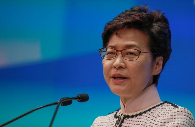 Trung Quoc: Chuyen thay dac khu truong Hong Kong chi la tin don hinh anh 1