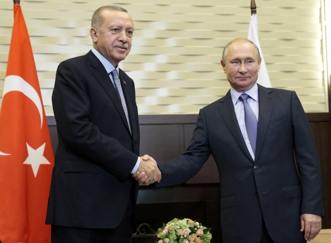 TNK - Nga dat thoa thuan vung dem, 'hat vang' nguoi Kurd o Syria hinh anh 1