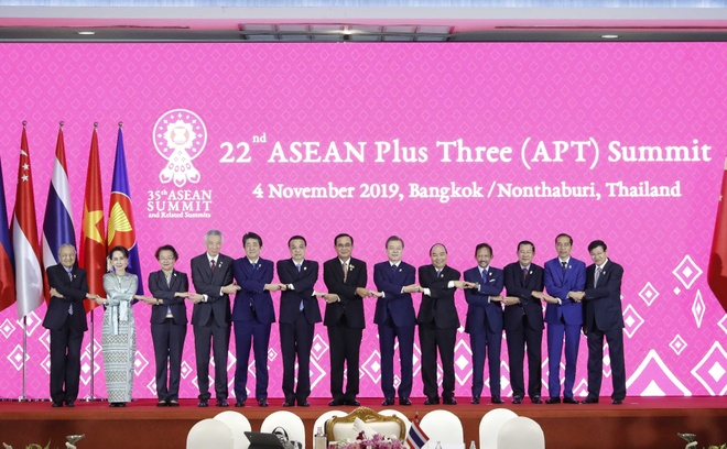 thu tuong du hoi nghi asean+3 anh 2