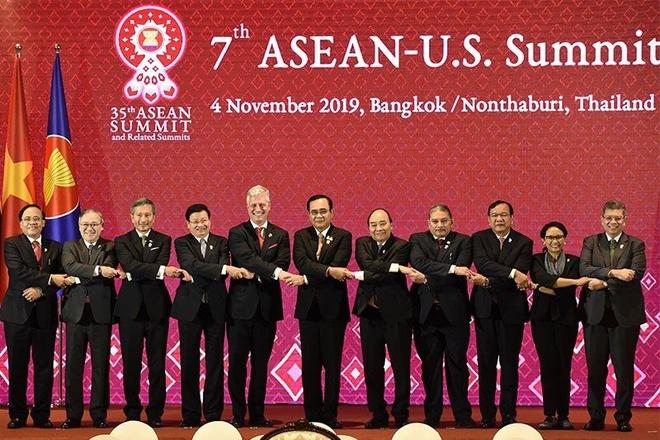 TT Trump vang mat, 7 lanh dao ASEAN khong du hoi nghi voi My hinh anh 1