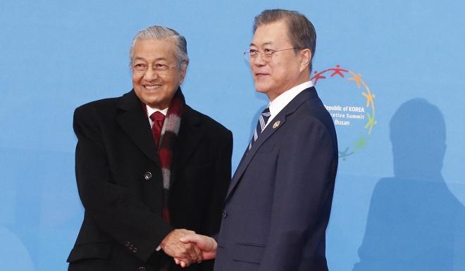Malaysia du dinh mo lai su quan o Trieu Tien sau vu Kim Jong Nam hinh anh 1 mahathir_(1).jpg