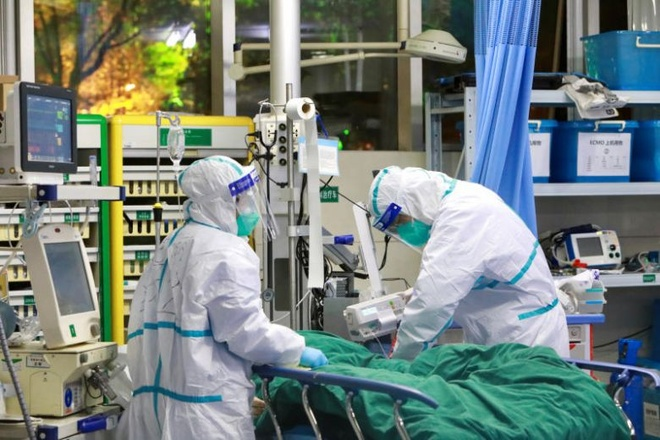 Nu bac si Vu Han qua doi o tuoi 29 vi virus corona hinh anh 1 yq_zhongnang_23022021.jpg