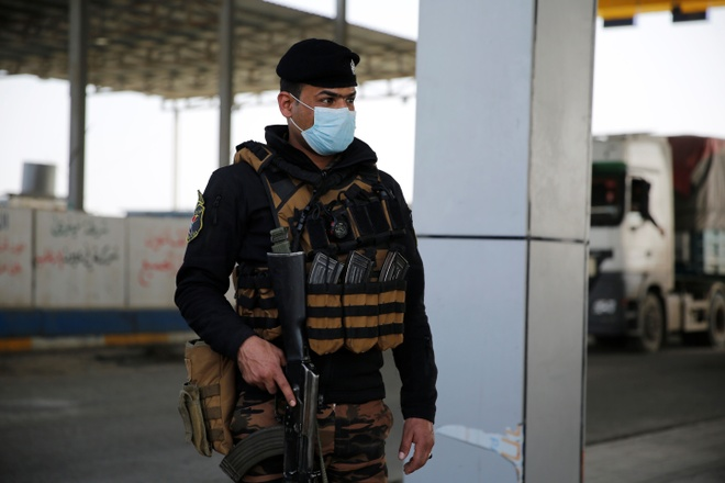 Iraq co ca Covid-19 dau tai thu do, Trung Dong gong minh chong dich hinh anh 1 mosul.JPG